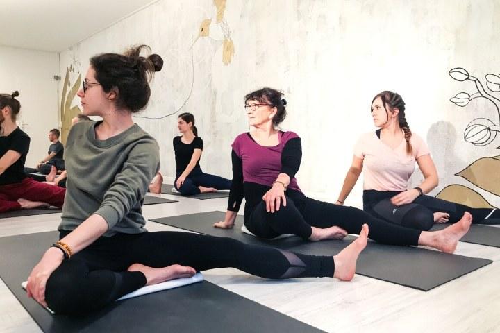 Yoga Stundenplan