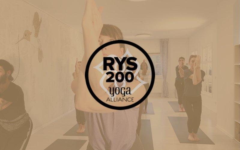 Yoga Ausbildung 200h Berlin