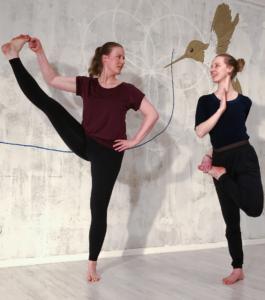 Stefanie Berndt Manuela Berndt Yoga