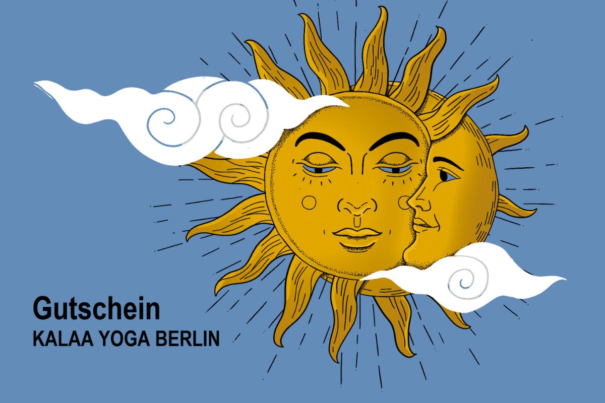 Gutschein KALAA Yoga Berlin